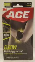 3M ACE ELBOW Kinesiology support targeted pressure 3 adhesive supports 900138