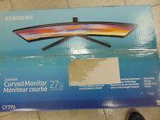 "AS IS: Samsung 27"" 1080p HD 60Hz 4ms Curved LED Monitor (LC27F591FDNXZA) #NF1"