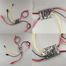 New Dual Way Bidirectional ESC 2S-3S 5A Brushed Speed Controller for Boat Tucker
