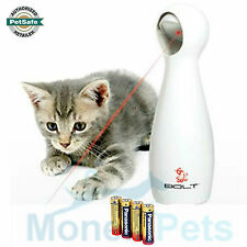 PetSafe FroliCat Bolt Interactive Laser Cat Toy Free 4 Aa Batteries Pty00-14244