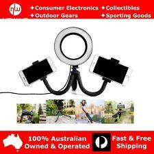 NEWAVE Detachable Flexible Tabletop Camera Phone Tripod Stand Bluetooth Shutter