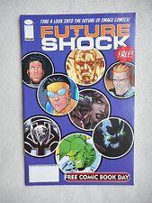 FUTURE SHOCK ONE SHOT FREE COMICS IMAGE VO EXCELLENT ETAT / NEAR MINT