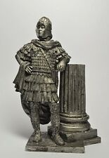 Toy lead soldier,  Roman horseman,rare,detailed,collectable,gift idea