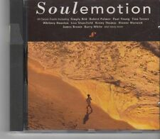 (GA340) Soul Emotion, 18 tracks various artists - 1992 CD