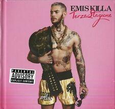 EMIS KILLA TERZA STAGIONE CD DIGIPACK NUOVO SIGILLATO !!