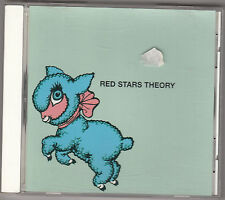 RED STARS THEORY - Boring Ghosts (Remix) CD