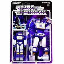 Soundwave Transformers Super 7 ReAction Action Figure New