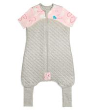 Love To Dream Sleepsuit 1 Tog Pink 5 Sizes Sleep Suit Bag