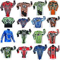 Kids Wulfsport Jersey Shirt Motocross Quad Youth JUNIOR LT KX CRF YOUTH TRIALS