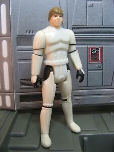N MINT ORIGINAL Luke Stormtrooper vintage Kenner Star Wars figure 1985 LAST 17