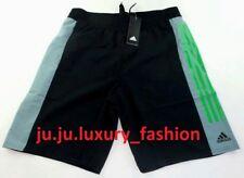 Adidas Mens Volley Swim Trunks Shorts 4XLT Black Green Epic Microfiber Colorback