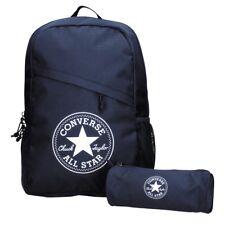 Converse Neuf pour Homme Schoolpack Sac à Dos - Marine Neuf avec Étiquette