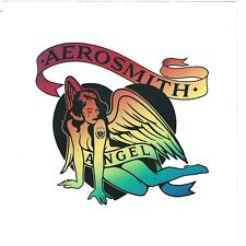 AEROSMITH - Angel  (picture sleeve only) - NM