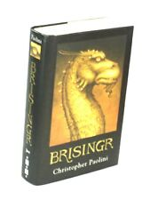 1st Edition CHRISTOPHER PAOLINI'S BRISINGR ©2008, Near Mint Copy, Unread