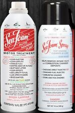 SEA FOAM Motor Treatment and SEA FOAM SS14 - Kit Pack SF16 + SS14