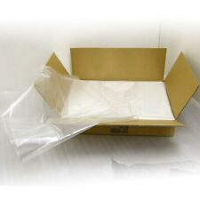 More details for clear heavy duty 160 gauge refuse sacks / bags strong bin liners rubbish bag