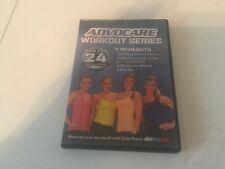 Advocare Workout Series 7 Workouts 2 DVD Set