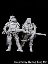 Black Dog 1/35 Stalkers Set Grinder & Exterminator Apocalyptic Chernobyl F35172