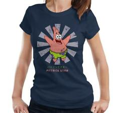 Patrick Star Retro Japanese SpongeBob SquarePants Women's T-Shirt