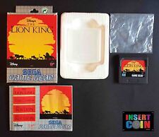 JUEGO SEGA GAME GEAR   THE LION KING