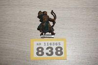 Warhammer Fantasy Age of Sigmar Wood Elves Wood Elf Waywatcher Metal OOP LOT 838