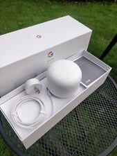 (Open Box) Google Nest Wifi Point - Snow