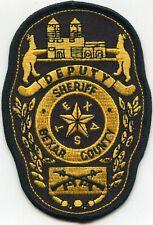 BEXAR COUNTY TEXAS TX DEPUTY SHERIFF POLICE PATCH