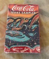 SEALED NEW Coca Cola Texas Sampler cassette tape