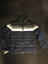 Men's SUPERDRY PUFFER JACKET SIZE SMALL NO HOOD
