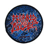 MORBID ANGEL official Patch ALTARS OF MADNESS gewebter Aufnäher U.S. Death Metal