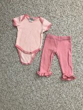 BABY GIRL 2 Pc Outfit Size 0-3