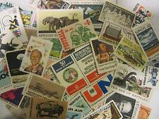 OLDER MINT US Postage Stamp Lots, all different MNH 6 CENT COMMEMORATIVE UNUSED
