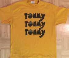 de8e749e8 The Who s Tommy On Broadway 1990s Mens T-Shirt Doubke Sided XL Hanes Rare