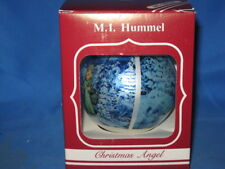 1992 M.J. Hummel Glass Ball Christmas Ornament