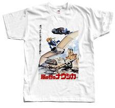 Kaze no Tani no Nausicaa V3, anime, 1984, T-SHIRT WHITE VIOLET all sizes S-5XL