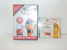 Ab Circle Pro DVD Set 3 Min 6 min Fab Abs 12 min Awesome Abs 16