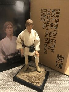 Sideshow Collectibles Luke Skywalker Premium Format Statue 1:4 Star Wars #7116