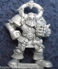 1994 caos bloodbowl 3rd Edition Star Player Lord Borak la Despoiler Ciudadela Gw