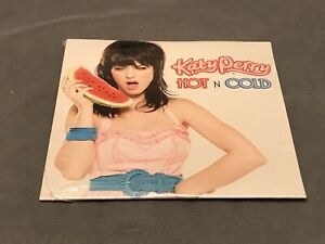 Katy Perry Hot N' Cold Remixes Rare Limited 2008 Promo CD Card Sleeve