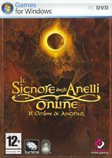 Videogame Il Signore degli Anelli Online