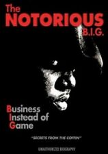 THE NOTORIOUS B.I.G.-BUSINESS INSTEAD OF GAME:UNAUTHORIZED BIOGRAPHY DVD RAP NEU