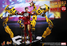Hot Toys Original (Opened) Iron Man Action Figures