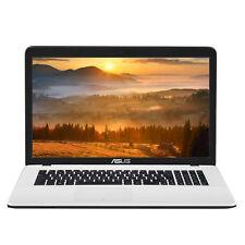 """17"""" Asus - Intel Pentium QuadCore N4200 - 4GB - DVD - 500GB - Windows 10 - weiss"""