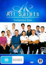 All Saints : Season 1-3 : Collection 1 (DVD, 2018, 31-Disc Set) New AND SEALED