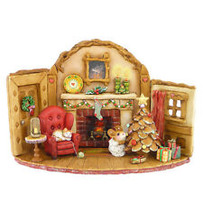 """Wee Forest Folk M-510 """"Home at Christmas """""""