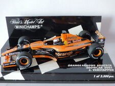 MINICHAMPS ORANGE ARROWS ASIATECH car 2001 J. Verstappen 430010084