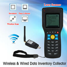T5 1D EAN13 UPCA/E BarCode Data Collector Wireless Scanner Warehouse Inventory