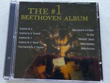 The # 1 Beethoven Album Symphony Piano Violin Moonlight Sonata CDs Free Ship