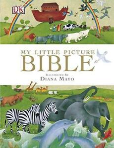 My Little Immagine Bibbia (Bambini Bibbia) Da DK Publishing,Nuovo Libro