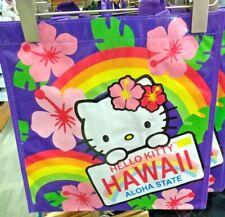 HAWAII ALOHA STATE HELLO KITTY  REUSABLE  BAG